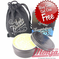 *BUY 1 GET 1 FREE* Auto Finesse 'Temptation' Carnauba Car Polish / Wax / Sealant