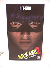 HIT-GIRL KICK ASS 2 REAL ACTION HEROES MEDICOM NEW