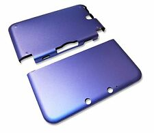 Nintendo 3DS XL 3DSXL Blue Aluminium Metal Case Cover UK Seller