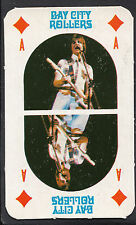 Monty Gum 1970's Gum Card - The Bay City Rollers Music Card - Ace of Diamonds