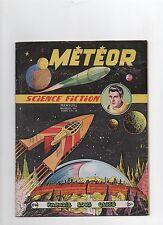 Météor n°44  - Artima 1956- Giordan. Science-Fiction.
