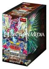 "Yugioh Cards ""Collectors Pack: Duelist of Flash"" Booster Box / Korean Ver"