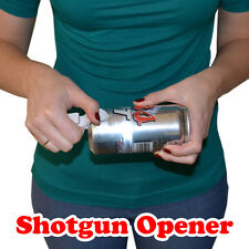 Shotgun Beer Can Opener 10 Pack (White)
