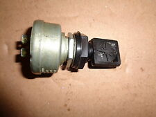Genuine Polaris Ignition Switch W/Keys For Most 1991 & Up Sleds W/Manual Start