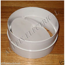 125mm Vent Flue Adaptor for Chef, Westinghouse Rangehoods - Part # AR125FJD