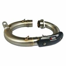 Yamaha YZ250F WR250F YZ250FX Akrapovic Stainless Steel Header Pipe