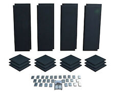 Primacoustic London 10 Room Kit | Acoustic Treatment in Black | Pro Audio LA