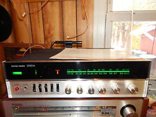 Vintage Harman Kardon 330A Stereo Receiver with Original Manual