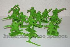 NEW!!! Plastic toy soldiers 1/32 WW2 Chinese Nationalists. 12pcs