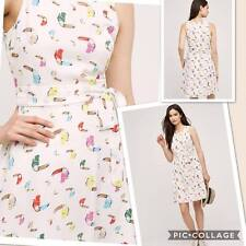 ANTHROPOLOGIE - SUNDAY IN BROOKLYN  - TOUCAN A- Line Dress size 10 M $178 NEW