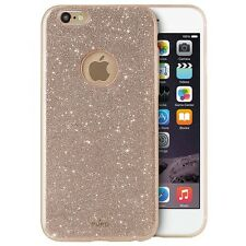 GLITTER SHINE GOLD COVER IPHONE 7 PURO