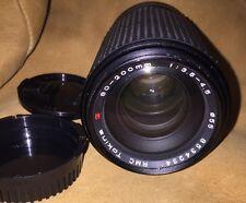 Rmc Tokina 80-100mm 1:3.5- 1:4.5 55mm Manual Focus Camera Lens