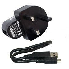 Genuine LG G4 G3 G2 Nexus 5 4 K8 K4 Optimus G Plus 2X 4X Micro USB Mains Charger