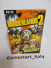 BORDERLANDS 2 COLLECTOR'S EDITION (PC) NUOVO NEW