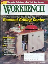 2000 Workbench Magazine: Gourmet Grilling Center/Classic Cherry Cabinets