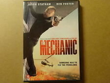 DVD / THE MECHANIC ( JASON STATHAM, BEN FOSTER, DONALD SUTHERLAND )