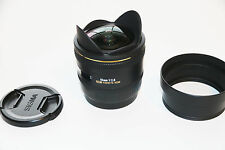 Sigma EX 10mm F/2.8 HSM EX DC Fisheye Lens For Canon