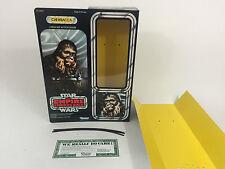 """Riproduzione Vintage Star Wars ESB 12"""" PROTOTIPO Chewbecca BOX + inserti"""