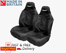 ASTON MARTIN CAR SEAT COVERS PROTECTORS SPORTS BUCKET HEAVYDUTY - DBS