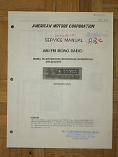 Various Car Audio Decks/Receivers/Amplifiers/Equalizers Service Manuals