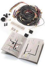 VW TYPE 1 BUG COMPLETE WIRING HARNESS 1968 & 1969 BEETLE SEDAN & CONVERTIBLE