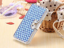 Bling Crystal Diamond Bowknot Wallet Case Cover For Google Nexus Pixel /XL S001