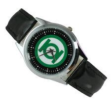 DC Universe Green Lantern Superhero Boy Man Fashion Watch Xmas Wrist