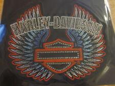 Liquidation Harley Davidson® Studded Rebel Spirit Winged  EM086843 - rare patch