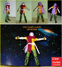 MU BELIER PLAIN CLOTH APPENDIX, SAINT SEIYA MYTH CLOTH ARIES GRANDE MUR MÜ GOLD