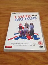 Little Britain The Complete First Series 2 Disk DVD