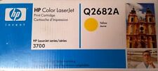 ORIGINAL & BOXED HP311A / Q2682A YELLOW TONER CARTRIDGE - SENT QUICKLY