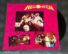 Helloween 'Bang That Head' Live in Germany '86 UK LP Rare OOP EX/EX Power Metal