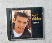 """CD AUDIO MUSIQUE/ ROCH VOISINE """"HÉLÈNE"""" 10T 1989 CD ALBUM BMG 260 229 POP ROCK"""
