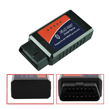 ELM327 OBDII OBD2 V2.1 Interfaz COCHE MULTIMARCA BLUETOOTH DIAGNOSIS ESCANER