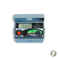 Kewtech/KYORITSU Digital Earth Resistance Tester with Soft Carry Case - KEW4105A