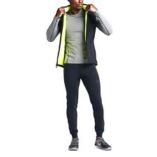 MEN'S NIKE SPHERE VEST JACKET RUNNING SHIELD BLACK TRAINING $140 SIZE XL
