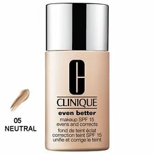 CLINIQUE Even Better Makeup SPF15 05 Neutral - fondotinta / foundation