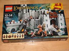 LEGO 9474 LORD OF THE RINGS BATTLE OF HELM'S DEEP