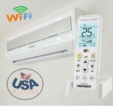 WIFI Universal Air Conditioner Smart Remote with LCD display for Mini Split A/C