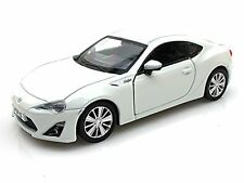 "RMZ Scion 2013 Toyota FR-S FRS brz 1:36 scale 5"" diecast model car White"