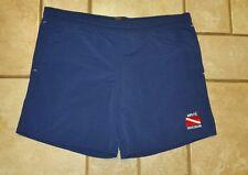 Uzzi Amphibious Gear W/Embroidered Dive Flag Swimsuit  Sz M #2457