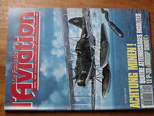 $$w Revue Le Fana de l'Aviation N°209 Luftwaffe mine ports uk et fr  Ju 88  P-38
