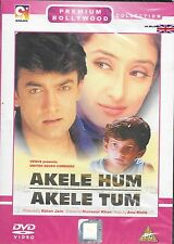 AKELE HUM AKELE TUM - (AAMIR KHAN) - NEW ORIGINAL BOLLYWOOD DVD - FREE UK POST