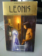 Leonis 8, Les gardiens d'outre-tombe - Mario Francis