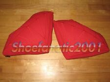 Diamond Supply Co Pillow Set Red Brilliant Jasper VVS faux leather suede
