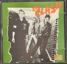 CLASH Same NEW CD 15 track Selftitled EPIC U.S.A. 1977-1986 The CLASH