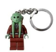 LEGO KIT FISTO Key Chain  Key Ring STAR WARS JEDI  XMAS STOCKING FILLER MINT