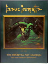 Catgirl by Frank Frazetta Open Edition Print