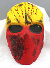 Airsoft Paintball Mask Full Face Protection Skull Mask Prop Halloween M0794
