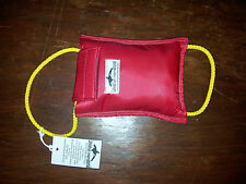 COMPACT ( FOR LIFEVEST POCKET ) RESCUE PADDED BAG THROW LINE ROPE